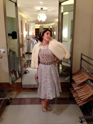 CLIENT STYLED IN ANTHROPOLOGIE LOOKS