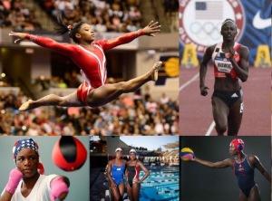 Killing the olympics while black