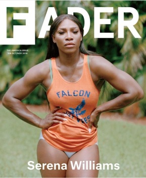 SERENA WILLIAMS: SLAYING ON AND OFF OF THE TENNIS COURT