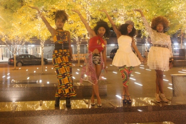 AFRICAN GLAMOUR