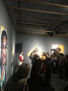PRESENTATION OF ART