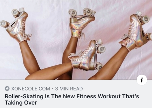 MAKE SKATING YOUR WORKOUT